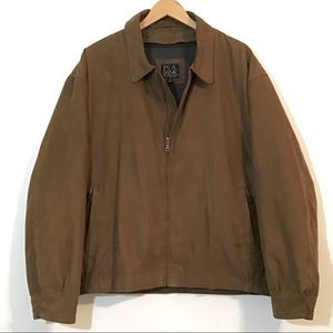 Jos. A Bank - Microsuede Men's Jacket With Liner